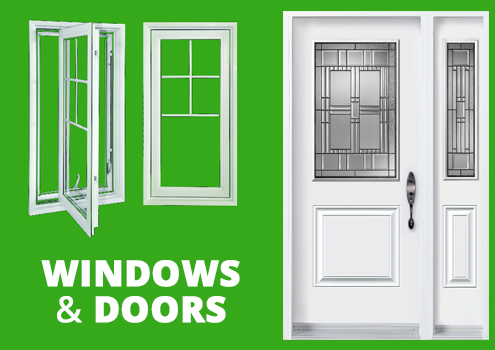 Doors window installation company ottawa capitall for Window and door replacement company